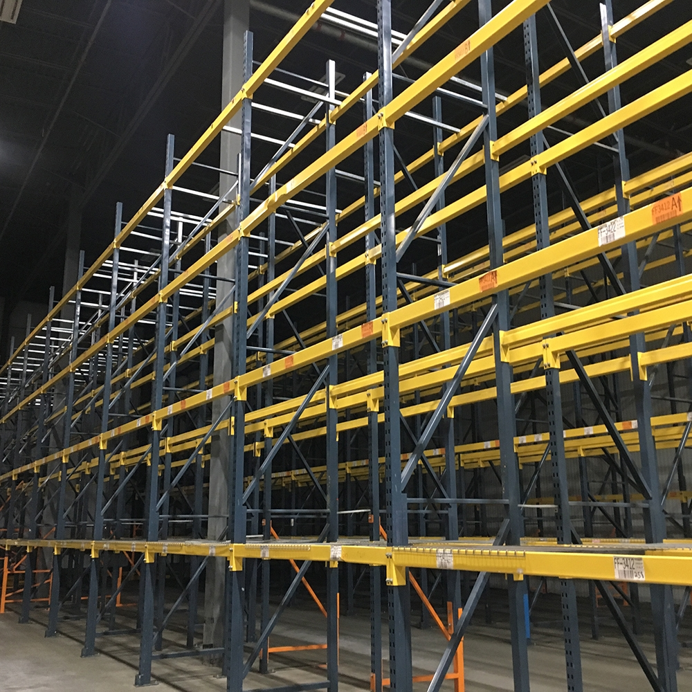 Air Cannons removed during Las Vegas Warehouse Liquidation