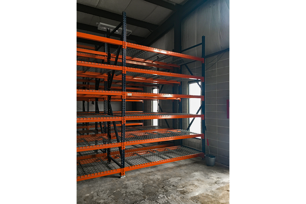 Interlake-Mecalux Pallet Racking