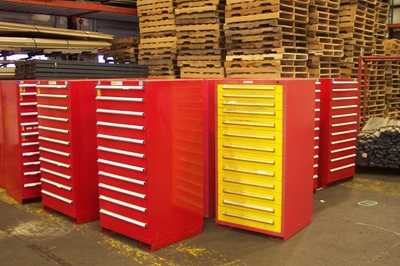 Used Industrial Cabinets