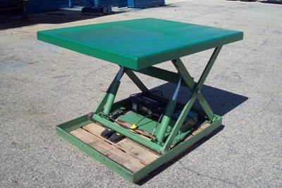 Used Lift Tables