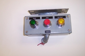 Used Conveyor Electrical Controls