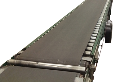 Used Belt Over Roller Conveyors