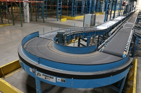 Used Conveyor Curves