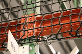 Used Pallet Rack Netting