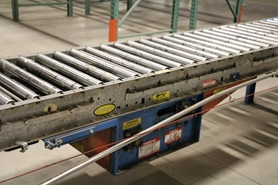 Used Power Conveyor