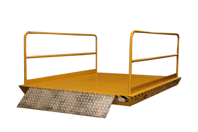 Used Scissor Docks