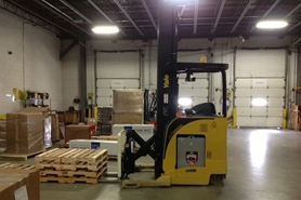 Used Reach Truck
