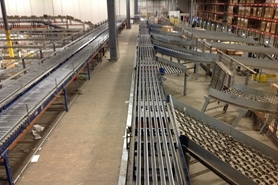 Used Sortation Conveyor