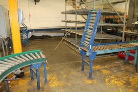 Used Conveyor Gates