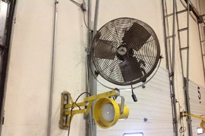 Used Wall Mounted Fans