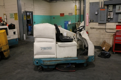 Used Floor Scrubbers