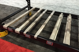 Used Pallet Rack Supports