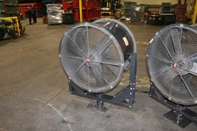 Used Warehouse Fans For Sale By American Surplus Inc