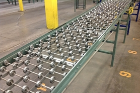 Used Skatewheel Conveyors