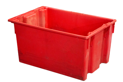 Used Stackable Bins