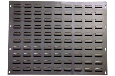 Used Louvered Panels