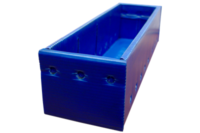 Used Corrugated Bins