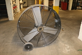 Used Warehouse Fans