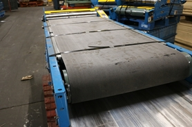 Used Slider bed Conveyor