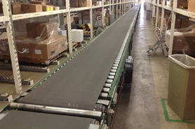 Used Belt Conveyors