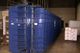 Used Horizontal Carousels