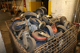 Used Casters