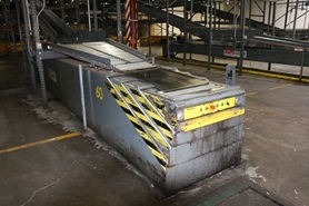 Used Telescopic Conveyor