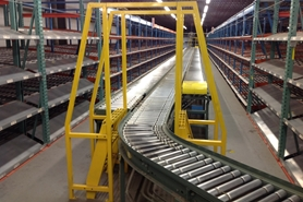 Used Conveyor Walkover