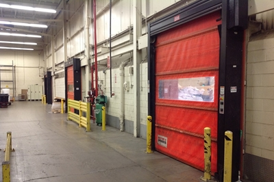 Used High Speed Doors