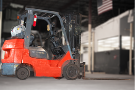 Used Propane Forklifts