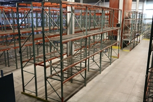 Supplier of New & Used Material Handling Equipment - Used