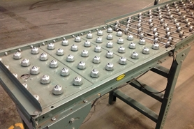 Used Ball Transfer Conveyor