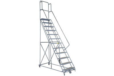 Used 12-Step Rolling Ladders