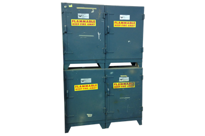 Wilray 20 Gallon Flammable Material Cabinets