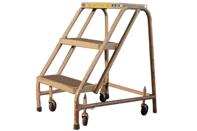 3-Step Gillis Rolling Ladder