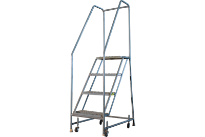 4-Step Tri-Arc Rolling Ladder