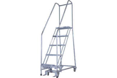 5-Step Cotterman Rolling Ladder