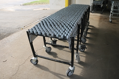 Used Bestflex Flexible Conveyor