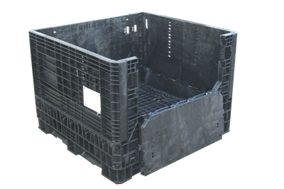 Used Buckhorn Collapsible Bulk Containers