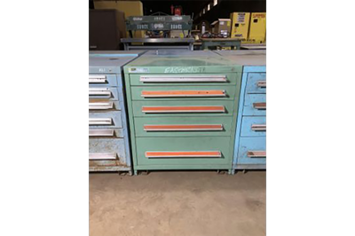 Used 5-Drawer Vidmar Cabinets