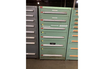 Used 6-Drawer Vidmar Cabinets