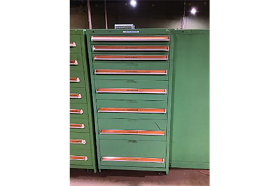 Used 8-Drawer Vidmar Cabinets