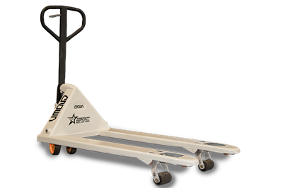 Crown PTH-50 Heavy Duty Manual Pallet Jacks