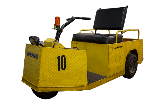 Cushman Minute Miser Burden Carriers