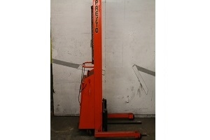 Used Presto D-874 Stacker