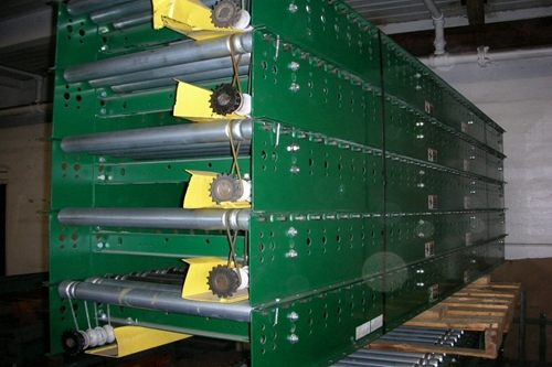 Used Lineshaft Conveyor