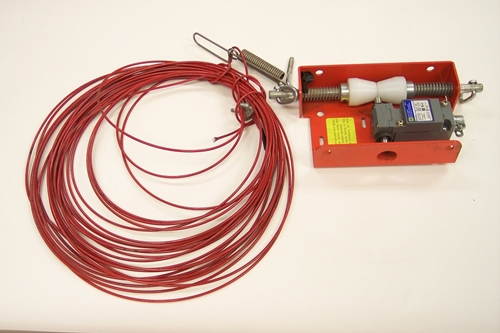 Used Conveyor Emergency Stop (Safety Pull Cable)