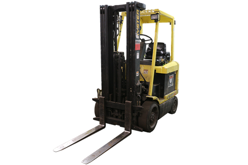 Hyster E50XM2 Electric Forklift