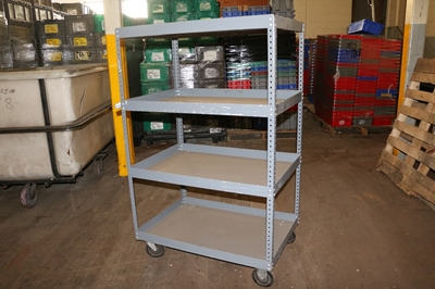 Used Shelf Stock Truck
