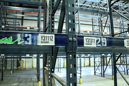 Used Pallet Racking - T-Bolt Unarco